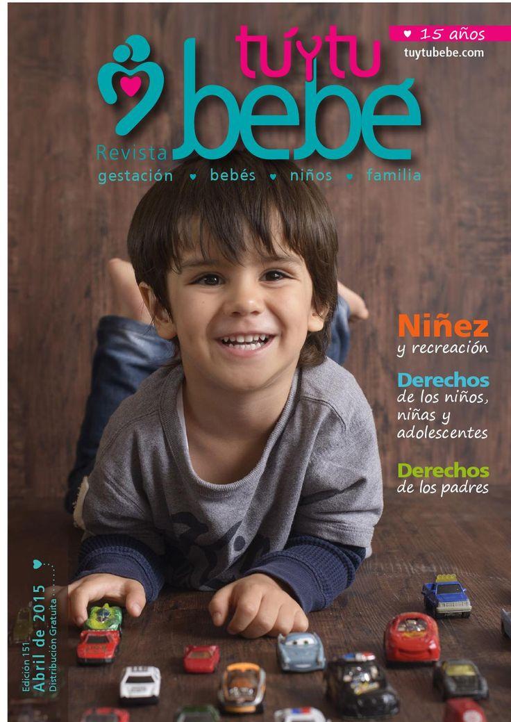 ISSUU - Revista Túytubebé del mes de abril de 2015 by Magazine