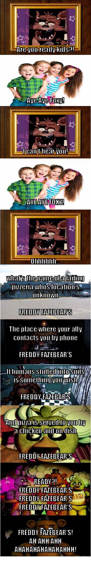 Spongebob theme FNAF Version by onyxcarmine.deviantart.com on @DeviantArt