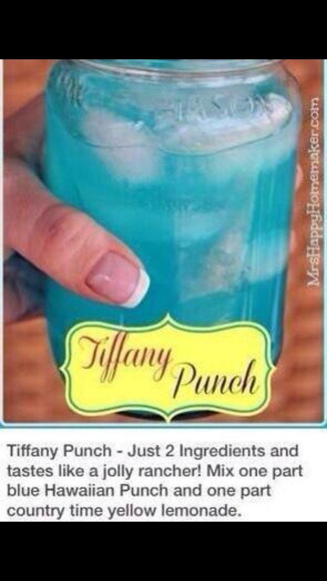 Tiffany punch
