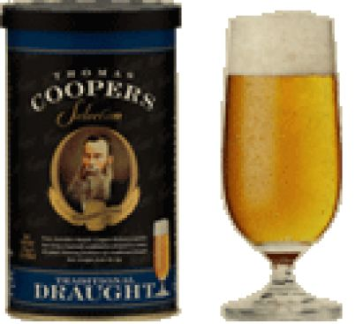 THOMAS COOPERS TRADITIONAL DRAUGHT (1.7KG)
