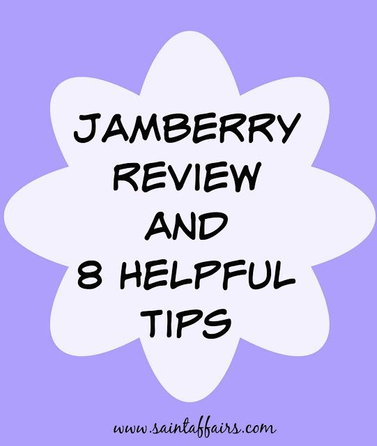 Saint Affairs: Jamberry Review and 8 Helpful Tips