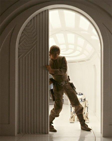 Mark Hamill in Star Wars: The Empire Strikes Back (1980)