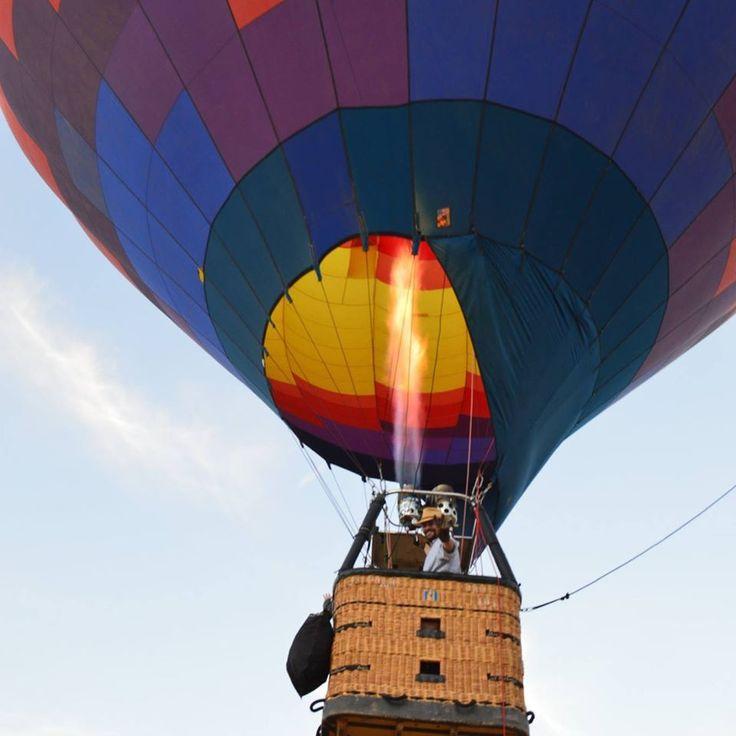 Flotar – Paseos en Globo Aerostático