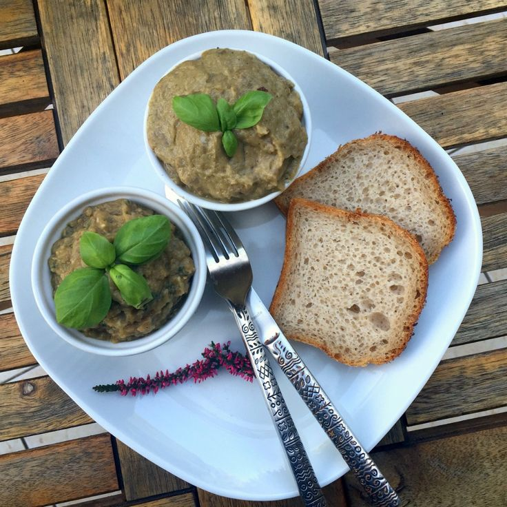 Bakłażanowe love - rumuńska pasta z bakłażana - Patchwork