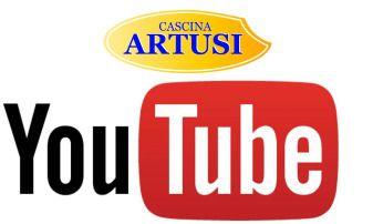 Il canale You Tube di Cascina Artusi : Per chi desidera conoscere la storia di un alimento e vuole sapere da dove viene e conoscere le mani che hanno coltivato ciò che mangi.