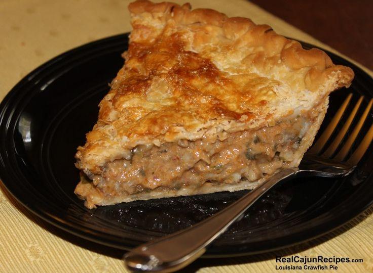 Crawfish Pie – a Louisiana favorite – No Crawfish? Put in dat shrimp instead. So Lentilicious gud, ma freind!
