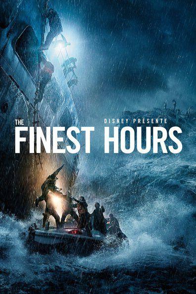 The Finest Hours (2016) Regarder THE FINEST HOURS (2016) en ligne VF et VOSTFR. Synopsis: Le 18 février 1952, l'une des pires tempêtes qu'ait jamais connues la côte E...