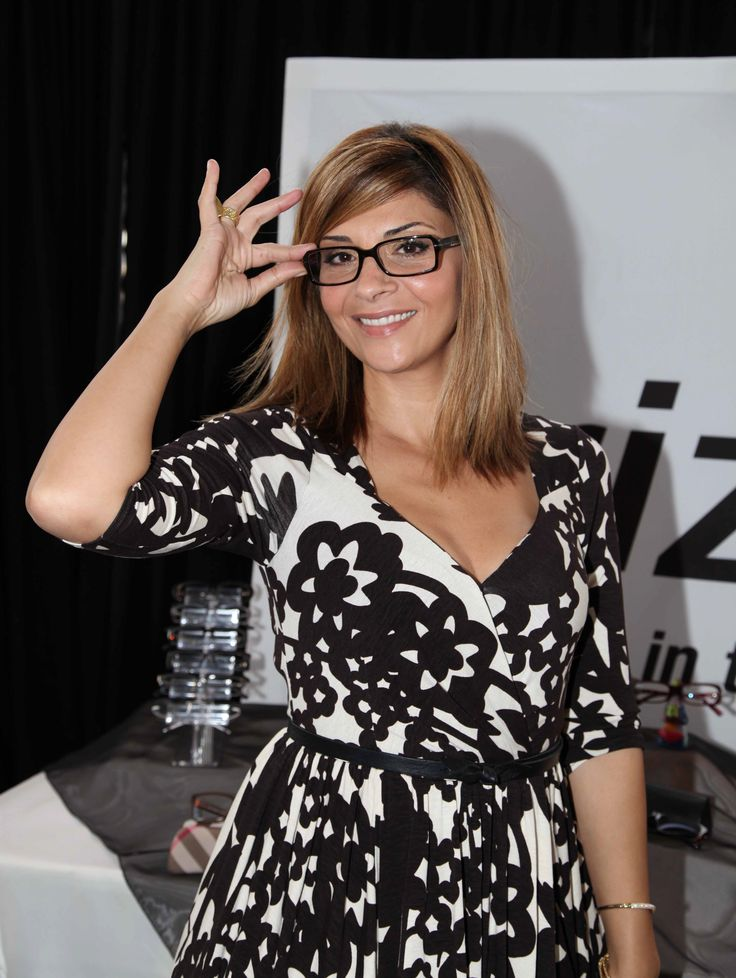 Spotted: Callie Thorne wearing Crizal No-Glare lenses at the Golden Globes 2012 GBK Gift Lounge.