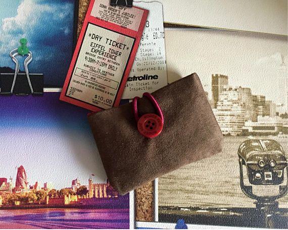 Business Card holder Travel Card Case Card Holder Gift Card