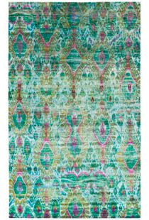 "The Most Beautiful Collection Of Rugs!!... ABC Carpet And Home...Aquasilk 7'8""x12'8"""