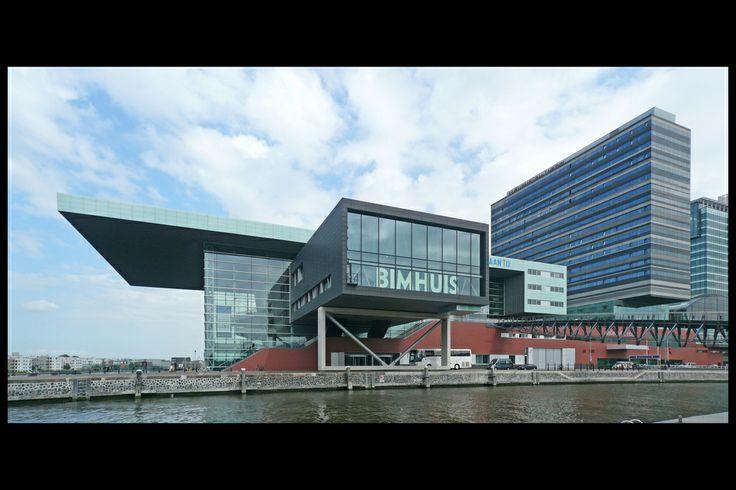 Muziekgebouw aan 't IJ/ K.H.Nielsen/2004/Amsterdam