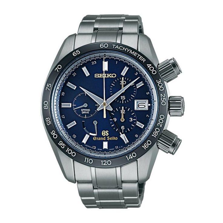 Reloj grand seiko 9r spring drive sbgc013g