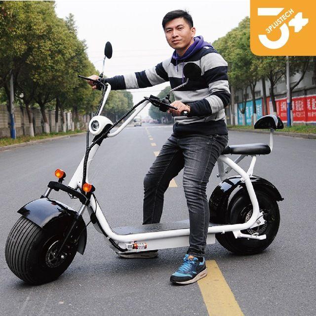 EEC 2017 harley электрический скутер 800 Вт citycoco электрический скутер 1000 Вт 1500 Вт с большими колесами передней вилки-вЭлектрические самокаты из Скутеры на m.russian.alibaba.com.