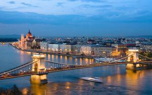 Miejsce 17 Budapeszt (Węgry)