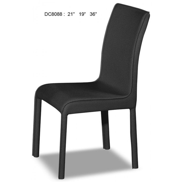 dining chairs in black design inspiration impressive spacesaving armless black upholstered dining chair inspiration
