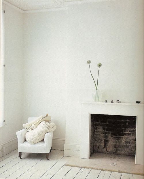 simple fire surround..