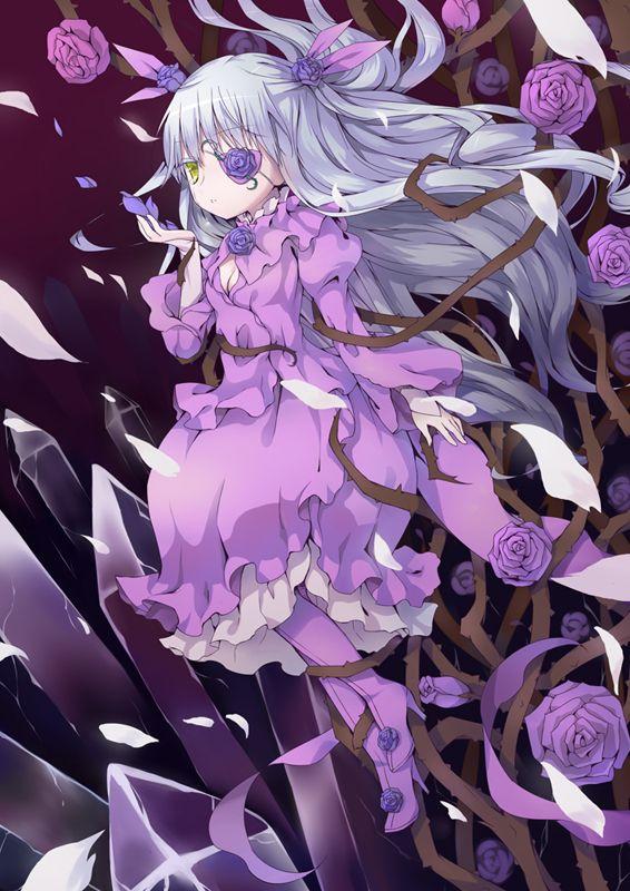 Anime/manga: Rozen Maiden Character: Barasuishou