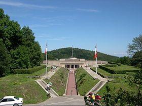 memorial du Vieil Armand