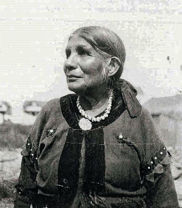 SANTU TONEY - MI'KMAQ/BEOTHUK , 1910