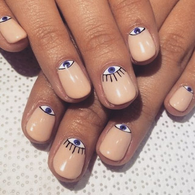 244 Best Boho Nails And Hands Beauty Images On Pinterest