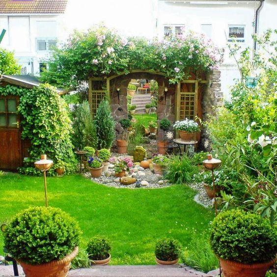 Die besten 20 reihenhausgarten ideen auf pinterest for Gartengestaltung coburg