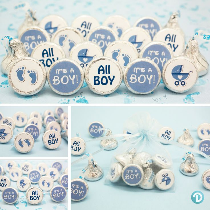 It's A Boy Baby Shower Party Favor