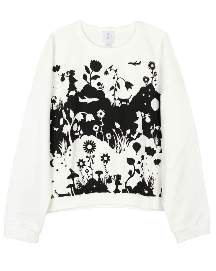 KW Land Sweater by Karen Walker