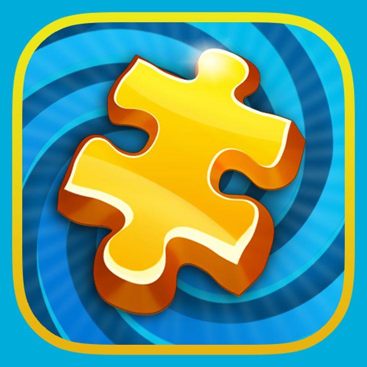 Jigsaw Puzzles 5000+ (MagicJigsawApp) on Pinterest