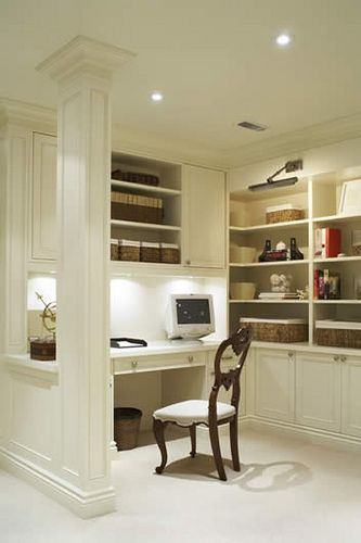 17 best images about half walls on pinterest room for Office space basement
