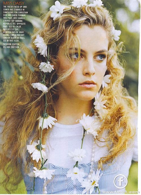 Riley Keough - not only a pretty girl, but also the granddaughter of Elvis Presley