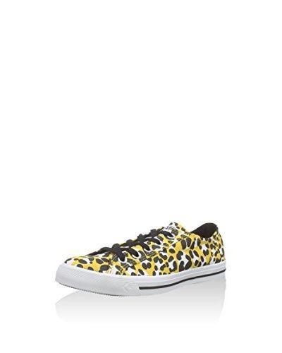 Converse Sneaker Star Mimi Ox (leopard/gelb)