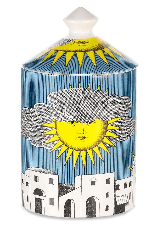 Scented Candle - Sole di Capri  by  Fornasetti Profumi