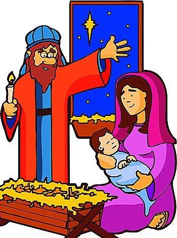 Nacimiento del niño jesus - Cuento de Navidad