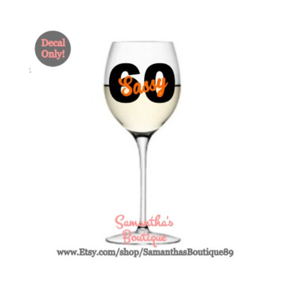 Best Wine Glass Decals Images On Pinterest Vinyl Decals Wine - Diy vinyl decals for wine glasses