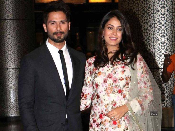 Shahid-Mira celebrate wedding anniversary