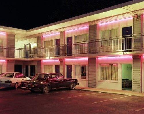 Christian Gieraths | Pink Motel | Cyberpunk Neon | Seapunk Vaporwave
