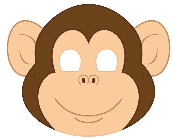 les 25 meilleures id es de la cat gorie masque de singe sur pinterest masque en carton mod le. Black Bedroom Furniture Sets. Home Design Ideas