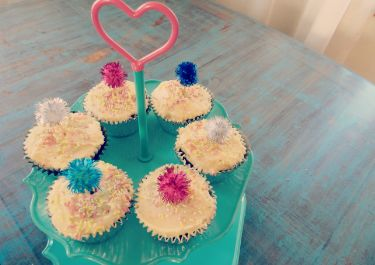 Happiest of the healthy birthday cakes- the best clean recipe for baby and toddler birthdays!