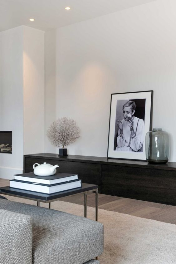 I like the minimalism here! I just wonder if it could work for the aesthetic I'm going for in my future home.