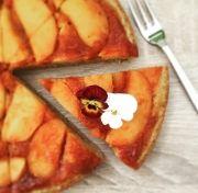 Fordított almatorta Zelleitündi módra