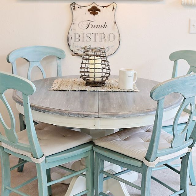 Kitchen Table And Chairs Makeover: Pin By Catherine Sanicki On Kitchen