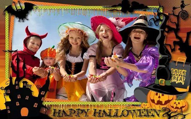 Marcos de fotos de Halloween, app Android que crea terroríficas fotos