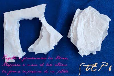Tako se naredi (DIY) :: Venček z vrtnicami iz odpadnega papirja