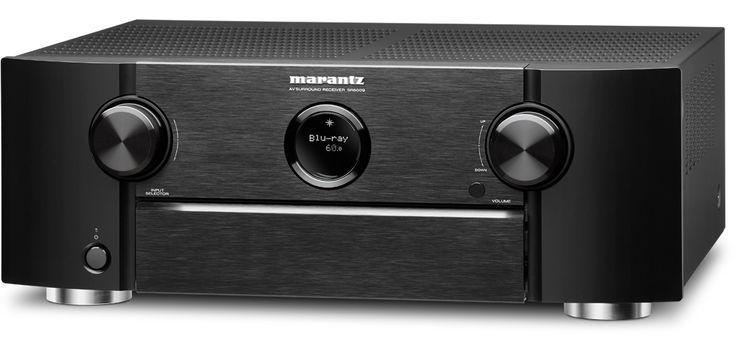 marantz surrond receiver fm internetradio airplay bluethooth streaming airplay apple ipod ipad iphone