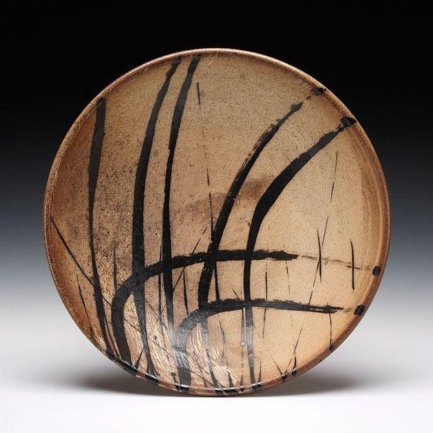 Schaller Gallery : Artist : Sam Taylor : Large Shallow Serving Bowl