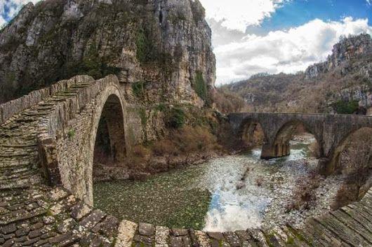 VISIT GREECE| #Zagoroxoria #Epirus #VisitGreece #Greece