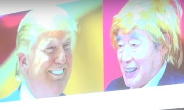 Japanese Inventor Creates Self-Defense Wig For Donald Trump