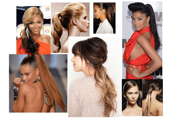 The Lady Loves Couture » Living Lavishly On Any BudgetPonytail Prowess - Easy Hairstyles   The Lady Loves Couture
