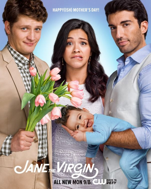 Jane the Virgin - really cute and sweet show  Finished all that's on Netflix but more is coming soon!