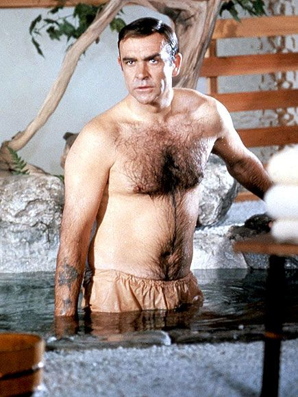 Sean Connery as a Bodybuilder   Sean Connery / James Bond bodybuilding